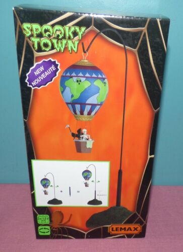 Lemax Spooky Town Grim Balloon Animated - New