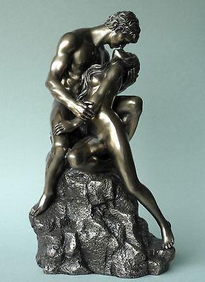 BODY TALK - Couple poses 75190 - Akt Skulptur - The Lovers II - Figur H 28.00 cm