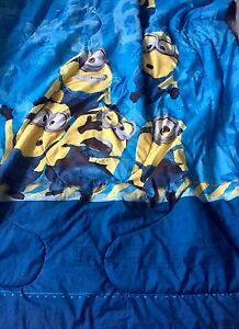 Twin Minion Bed in a Bag