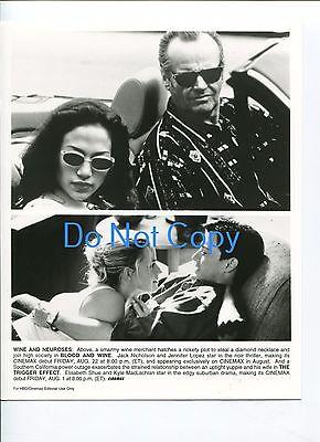 Jack Nicholson Jennifer Lopez Elisabeth Shue Kyle Maclachlan Press Movie Photo