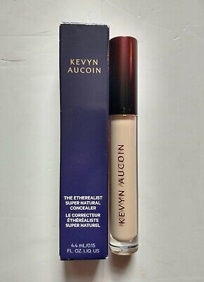 BNIB Kevyn Aucoin The Etherealist Super Natural Concealer in EC 01 Light RRP £24