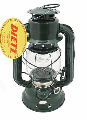 Dietz #50 Comet Oil Burning Lantern (Green)