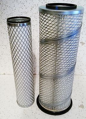 Ford Tractor Inner Outer Air Filter Set 231 2310 233 250c 260c 2610 2810 2910