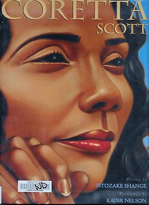 Coretta Scott King Martin Luther Paintings By Kadir Nelson Hardcover