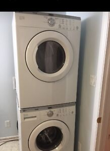 Fully working Stackable LG Trom Washer/DRyer can DELIVER
