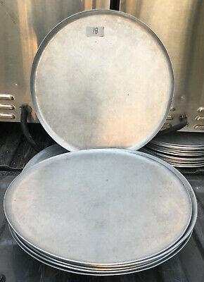 Aluminum Pizza Pan 17 Tray Plate Pie Platter