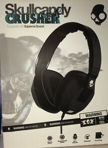 Brand new Skull Candy headphones I Bass Boosters