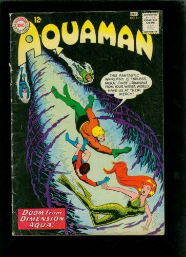Aquaman 11 VG- 3.5