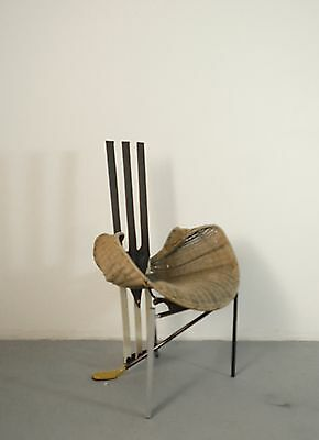 Vitra Documenta Chair, Design Paolo Deganello 1987 postmodern