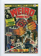 Weird Wonder Tales 1