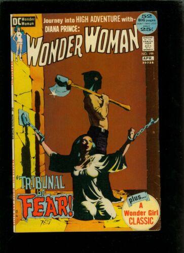 Wonder Woman 199 FN+ 6.5