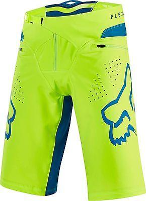Fox Racing Flexair Short MTB Flo Yellow