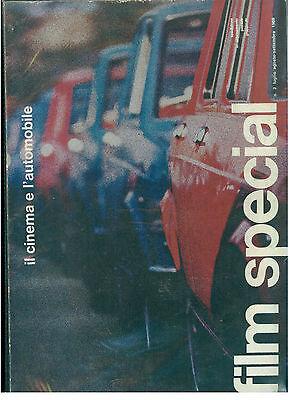 FILM SPECIAL N. 2 LUGLIO AGOSTO SETTEMBRE 1969 IL CINEMA E L'AUTOMOBILE CINEMA