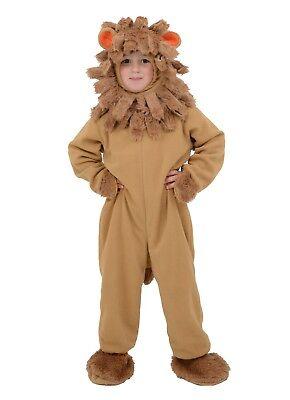 Boys Girls Children's Kid Lion Animal Halloween Costume - Lion Girl Kostüme