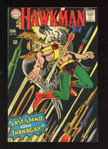 HAWKMAN Comics #26. VF(8).