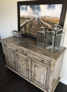 Modern Farmhouse Sideboard