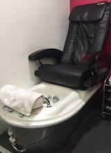 Pedicure Spa Chairs with massage functions x8 for home or salons Joondalup Joondalup Area Preview