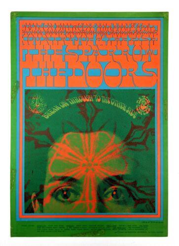 Victor Moscoso, Avalon Ballroom Poster, 1967