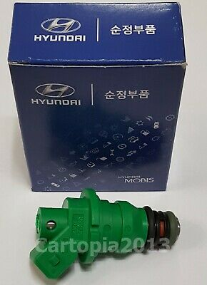 Genuine OEM Fuel Injector for 2008-2012 Hyundai Elantra//2010-2011 Kia Soul 2.0L