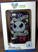iPhone 4 Case Tim Burton