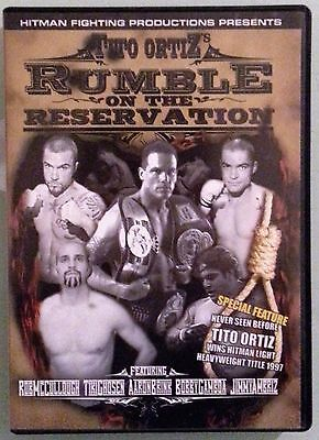 Tito Ortizs Rumble On The Reservation  Dvd