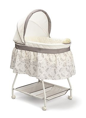 Baby Nursery Crib Furniture Euphonious Bassinet Bed Infant Cradle Newborn Bedding