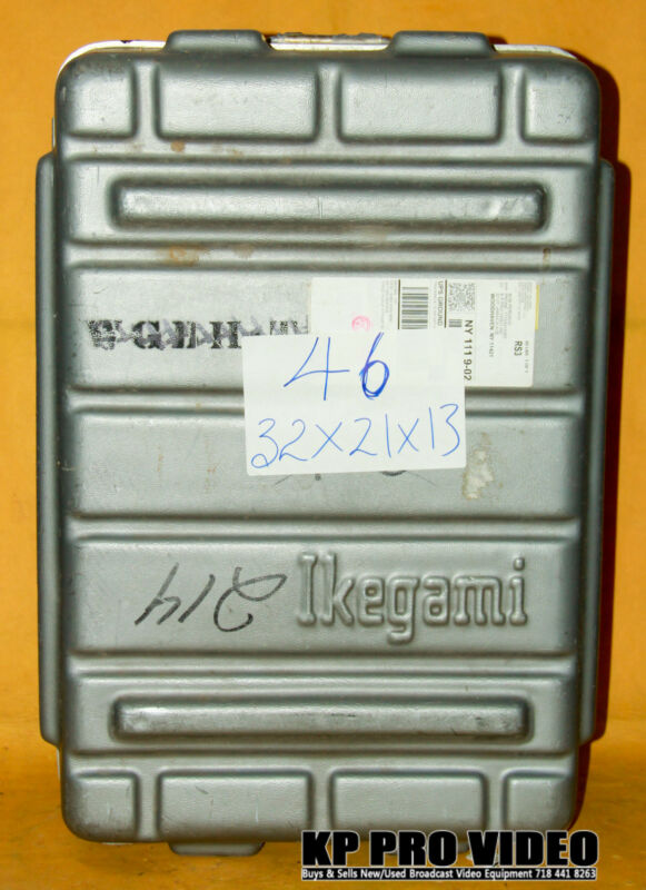 Thermodyne IKEGAMI  Flight Case (32X22X13)