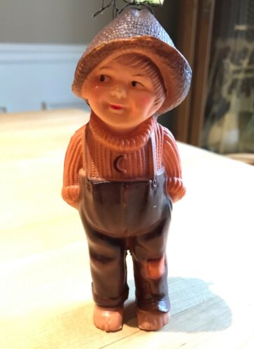 1920s Jackie Coogan Celluloid Toy. Viscoloid. The Kid.
