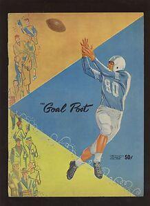 November-17-1956-NCAA-Football-Program-Kansas-at-UCLA-EX