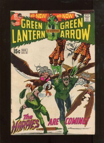 GREEN LANTERN #82 (6.0) NEAL ADAMS