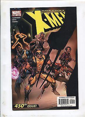 UNCANNY X-MEN #450 (9.2 OR BETTER) X-23