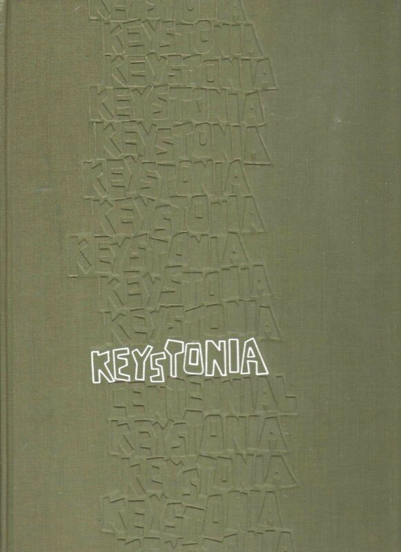 Original 1966 Kutztown State College-Pennsylvania-Centennial Kristonia Yearbook