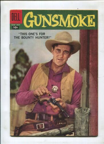GUNSMOKE #9 (7.5) GOLD KEY!