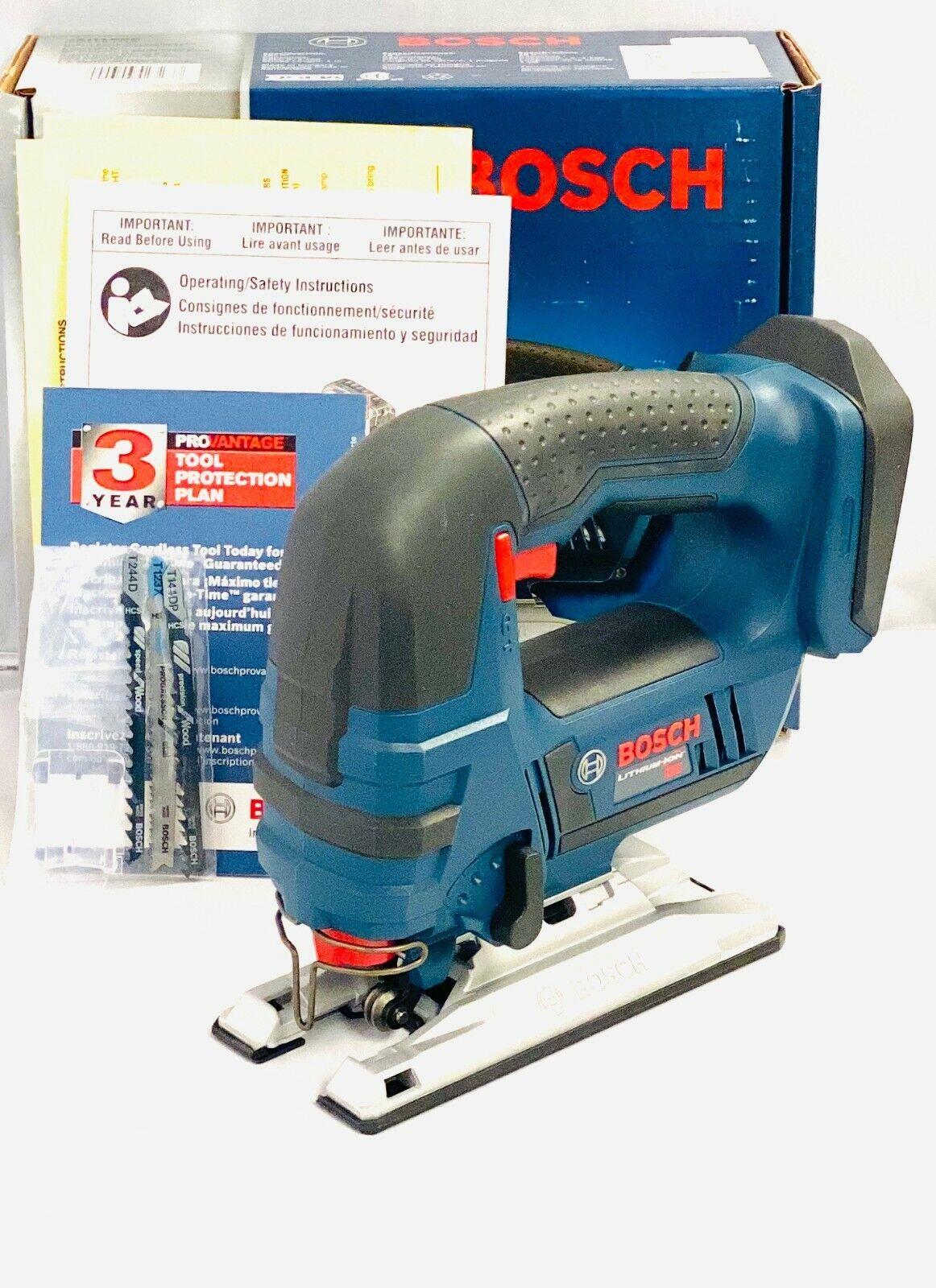 Bosch JSH180B 18V Cordless Lithium-Ion Jig Saw