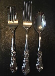 Silverware by Rogers Bros. Co.