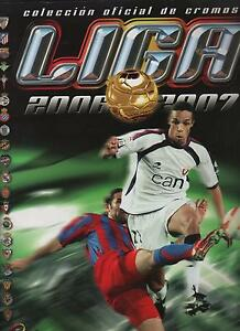 albun-de-cromos-liga-2006-2007-con-382-cromos-17-fichajes