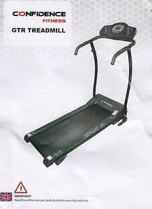 Confidence Fitness GTR Treadmill Moggill Brisbane North West Preview