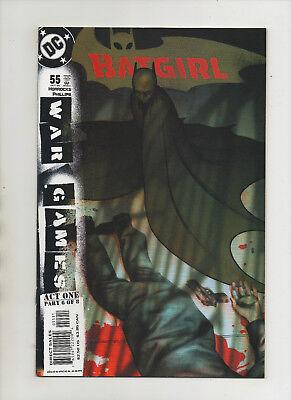 - Batgirl #55 - War Games Act 1 - (Grade 9.2) 2004