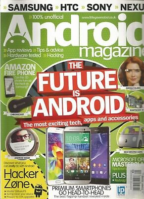Android Magazine - ANDROID MAGAZINE, THE FUTURE IS ANDROID, ISSUE 40