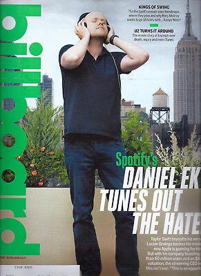 Billboard Magazine   June 30  2015   Spotify  Kacey Musgraves  Nate Ruess
