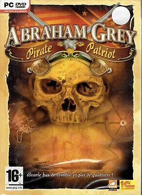 PC  DVD.  ABRAHAM GREY.  Pirate Patriot.    en FR. 2009.