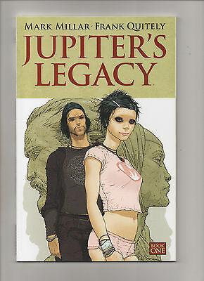 Jupiters Legacy  Book One   Tpb 1St Print    Grade 9 2  2015