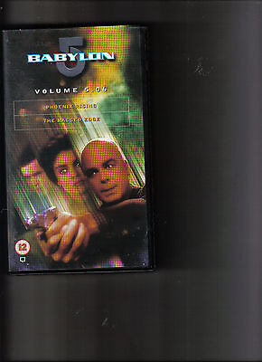 babylon 5 volume 5.06 video