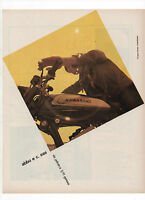 Pubblicità Epoca 1972 Moto Motor Kawasaki Advertising Werbung Publicitè Reklame -  - ebay.it