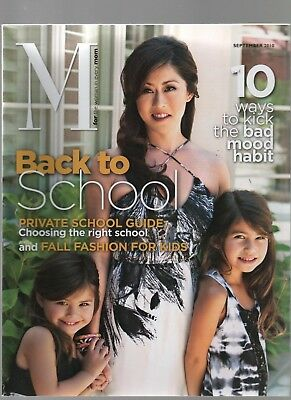 M - September 2010 Back to Private School, Fall Fashion, Kick the Bad Mood Habit