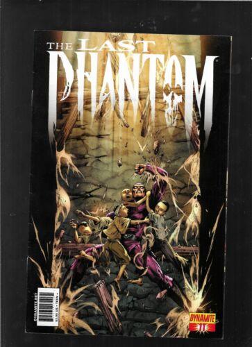 The Last Phantom 11 2012 DYNAMITE Jonathan Lau 1 in 15 variant very fine