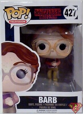 "BARB NETFLIX Stranger Things Pop Television 4"" inch Vinyl Figure #427 Funko 2016"