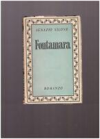Ignazio Silone - Fontamara - 1^ Ed. Italiana Londra 1934 -  - ebay.it