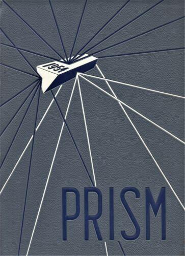 "1954 ""Prism"" - University of Maine Yearbook - Orono, Maine"