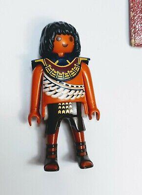Playmobil. Figuras. Bodas. egipcio con melena negra